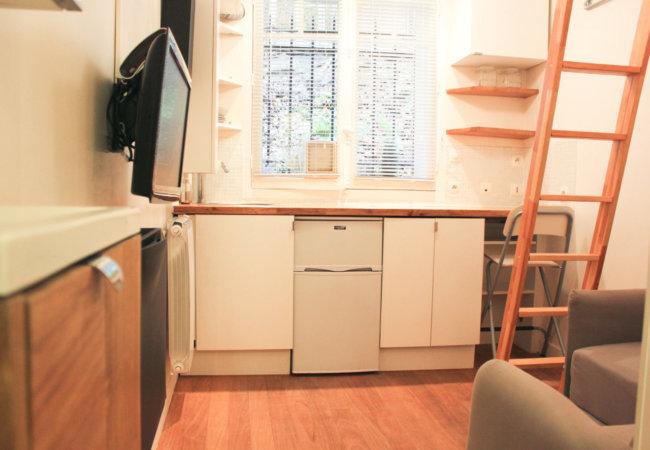 Projet n°1 : Rénover et aménager une chambre de service de 8 m²