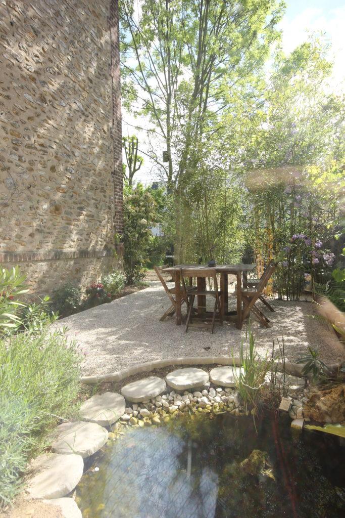 Comment transformer un atelier en habitation - le jardin