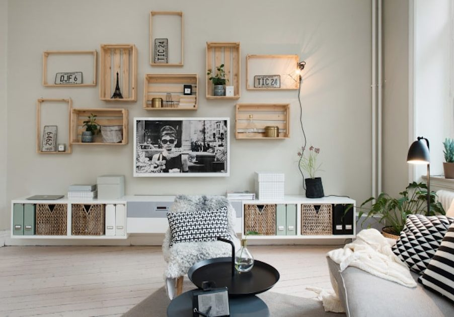 how to optimize the space in your home : avoid these 7 mistakes
