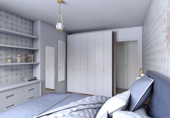Projet n°10 : Créer une  chambre supplémentaire dans un appartement 3 pièces